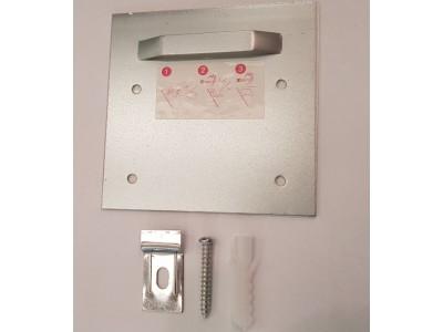 Self-adhesive dibond hangers Max. 6kg