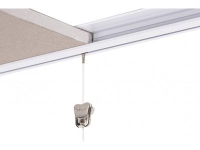 STAS plasterboard rail 25kg/m