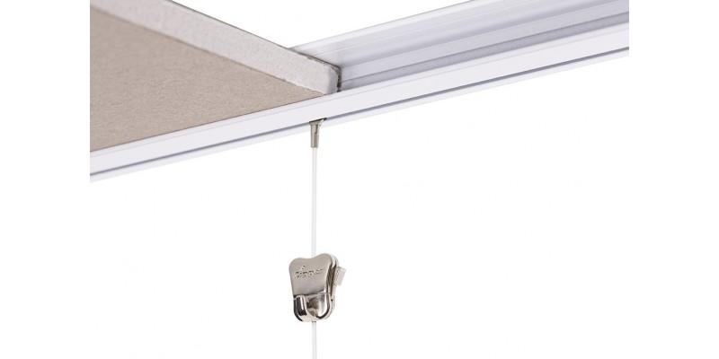 Plasterboard rail