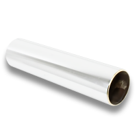 "Brass Rod Rail, white 3m (9ft 10"")"