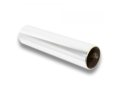 "Brass Rod Rail, white 3m (9ft 10"")"