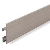 Clip Rail Max, steel 2m