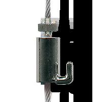 Self Locking Cable Hook 15kg (33lbs)