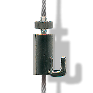 Self Locking Cable Hook 15kg (33lbs)