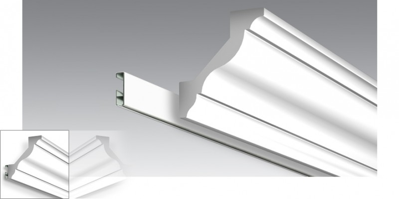 cornice picture hanging system