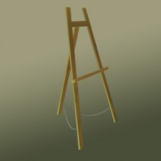 The Big 160 Easel