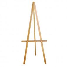 Rental Display Easel Wooden 160cm