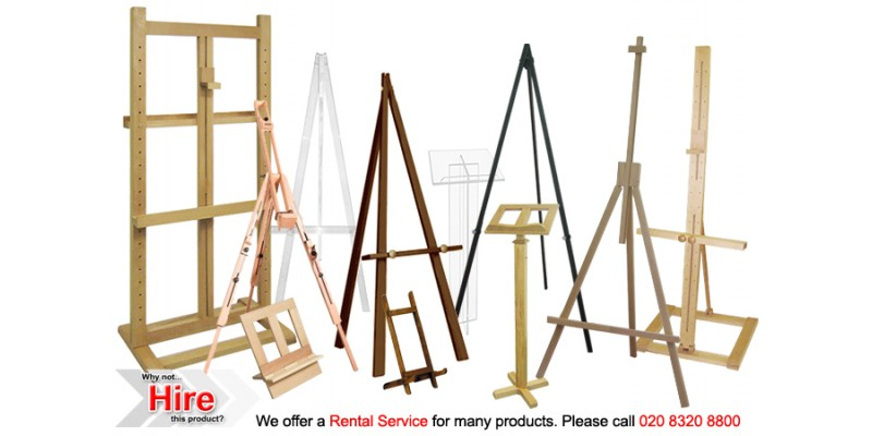Rent Display Easels