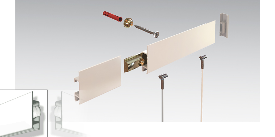clip rail max system